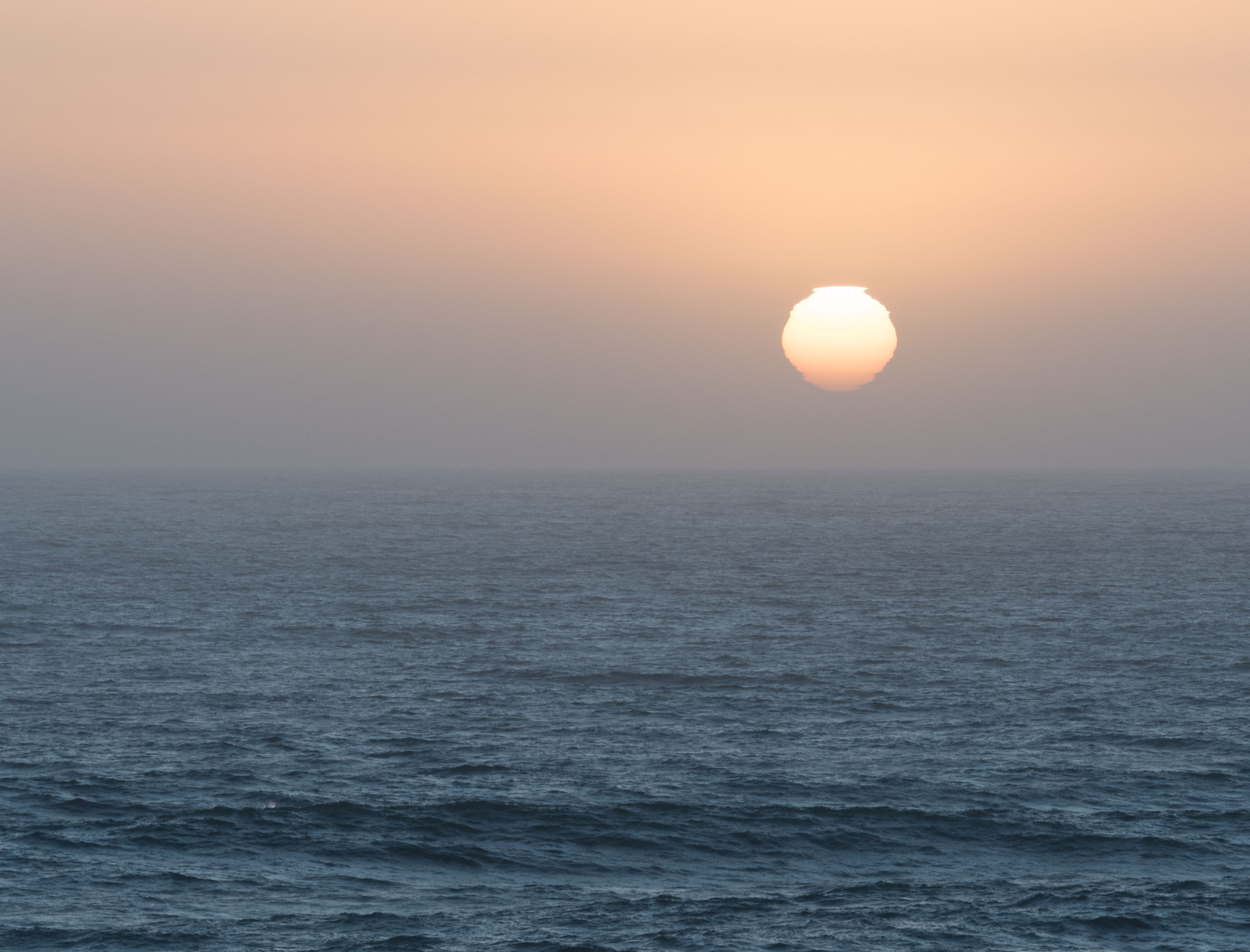 Before-Pacific Ocean Sunset