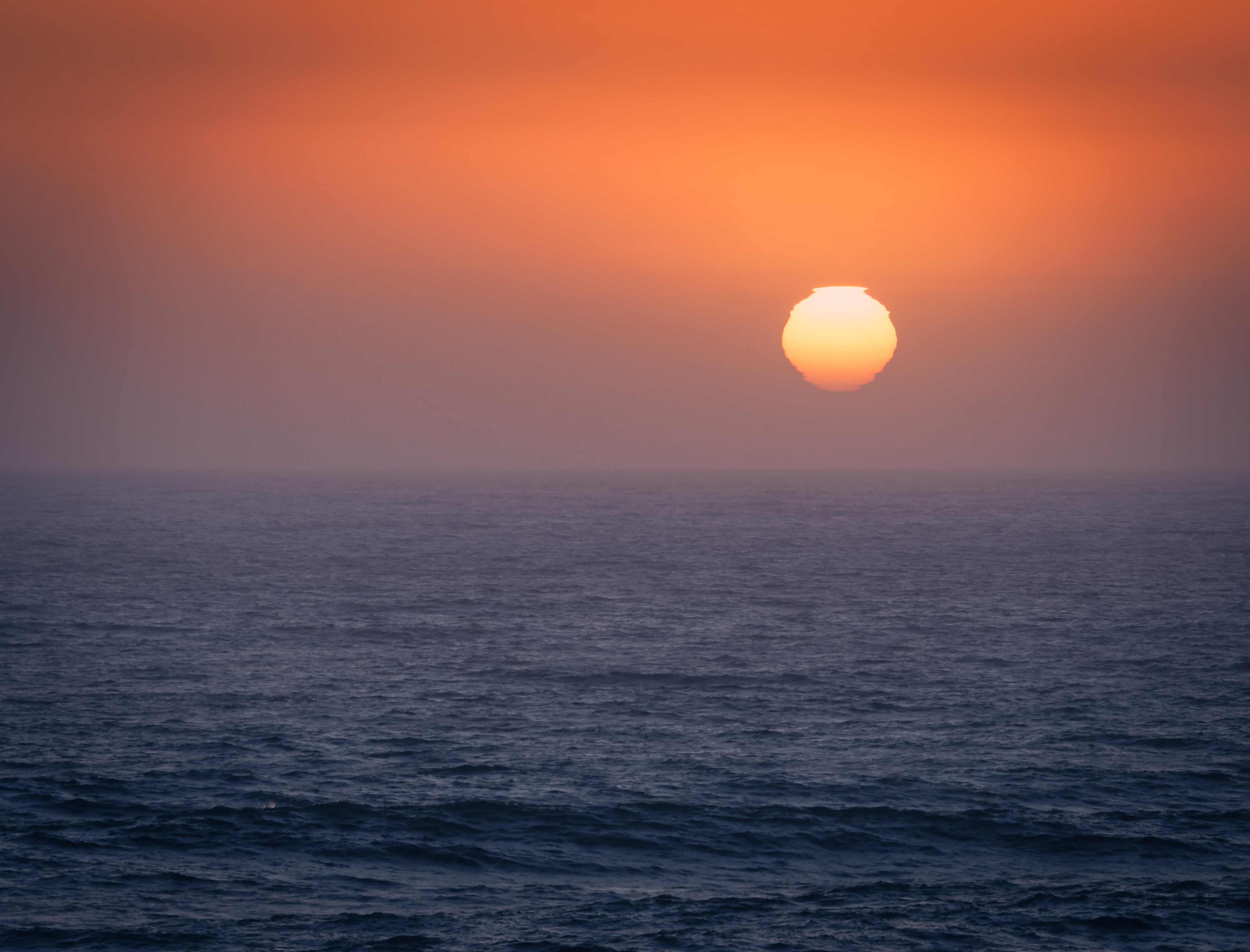 After-Pacific Ocean Sunset